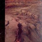 Theodore Roosevelt National Memorial Park- N.D. Badlands Postcard- (#  594)