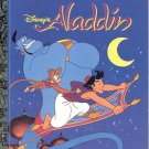 Disney's Aladdin- a little golden book- hb