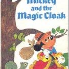 Walt Disney Productions presents Mickey and the Magic Cloak- HB