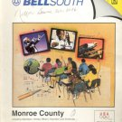 Monroe County, Mississippi- Dec. 1995- 1996 Telephone directory