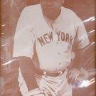 "Ball player with New York  on shirt print (#26)   11""x14"""