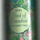 Avon  Bird of Paradise    Perfumed Talc 3.5 oz.   - Vintage