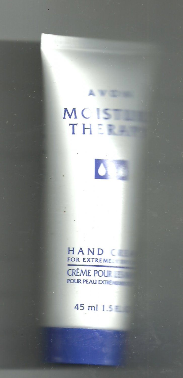 14 Avon Moisture Therapy Hand Cream for extremely dry skin  1.5 fl. oz.  -- Vintage