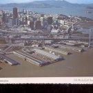 Aerial View of San Francisco    Postcard  (# 778)