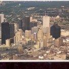 Skyline of Houston, Texas    Postcard  (# 780)