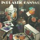 Leisure Arts- Fruit aplenty in plastic Canvas