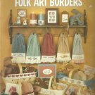 Leisure Arts- Milly Smith's Folk Art Borders Book 2
