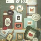 Leisure Arts- Milly Smith's Country Folk Art