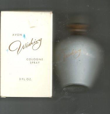 Avon Timeless Treasures Wishing Cologne Spray 3 fl. oz.  -- Vintage