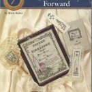 From This day Forward by Marie Barber cross stitch leaflet