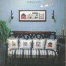 Colonial Row by Nancy Fields cross stitch leaflet