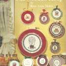 The Wooden Hoop by Rose Anne Hobbs - cross stitch leaflet