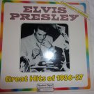 Elvis Presley Great Hits of 1956-57- Collector's Edition  LP Sealed 1987