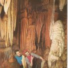 The Beautiful caverns of Luray, Virginia brochure 1960s
