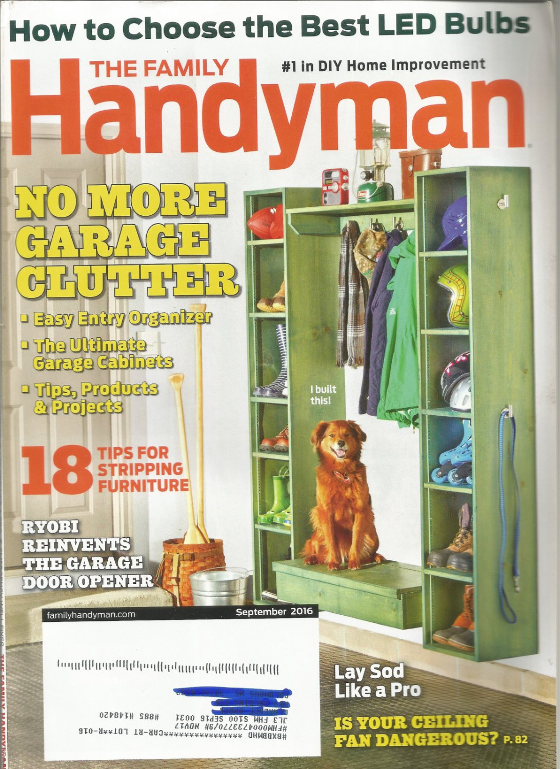 The Family Handyman- September 2016 How to choose the best ...