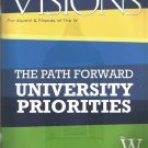 Visions for alumni & Friends of the W- Summer 2016. The Path Forward