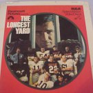 The Longest Yard- RCA SelectaVision Video Discs with Burt Reynolds