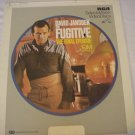 The Fugitive- the Final Espisode- David Janssen- RCA SelectaVision Video Discs