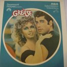 Grease Presented by Paramount Pictures- RCA SelectaVision Video Discs