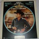 Urban Cowboy  -   RCA  SelectaVision Video Discs- Part 1 & 2 of 2
