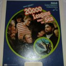 Walt Disney presents 20,000 Leagues under the sea  RCA SelectaVision Video Discs