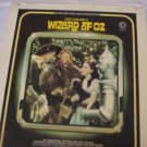Judy Garland in Wizard of Oz-  MGM Video Discs