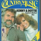 Country Music Magazine- August 1978. with Kenny & Dottie Country's Hottest Duo