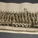 """Vintage Co D 3rd Bn Camp Wheeler, Ga.  March 1944 picture 8""""x35"""""""""""