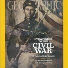 National Geographic- May 2012- Eyewitness to the Civil war