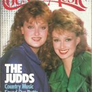 Country Music Magazine-  March/April 1987- The Judds-
