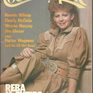 Country Music Magazine- July/August 1986- Reba McEntire
