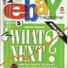 Ebay magazine- September 2000-  Ebay turns 5