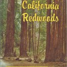 California Redwoods and the San Francisco Bay area- 1950's- Photo book