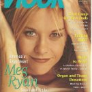 Vim & Vigor magazine - Fall 1997- Meg Ryan