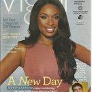 Vim & Vigor magazine - Spring 2012- Jennifer Hudson