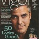 Vim & Vigor magazine - Summer 2011- George Clooney