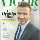 Vim & Vigor magazine - Summer 2015- David Beckham