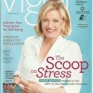Vim & Vigor magazine - Winter 2010- Diane Sawyer