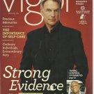 Vim & Vigor magazine - Winter 2011-  Mark Harmon