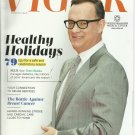 Vim & Vigor magazine - Winter 2015- Tom Hanks