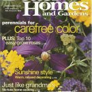 Better Homes and Gardens- March 2001- perennials for carefree color