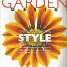 Garden Design- Oct. 2000- The new Garden style and how to get it