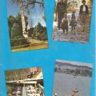 Vintage Visitor's Guide to  West Virginia   brochure-