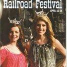 34th Amory Railroad Festival Official program 2012