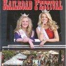 35th Amory Railroad Festival Official program 2013