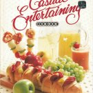 Better Homes and Gardens  Casual Entertaining Cookbook
