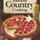 Better Homes and Gardens  Favorite Country Cooking  Cookbook