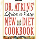 Dr. Atkins' Quick & Easy New Diet Cookbook by Veronica Atkins & Robert Atkins