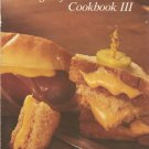 Magic of Microwave Cookbook III- Magic Chef
