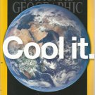 National Geographic-  November 2015- Cool it- the climate issue